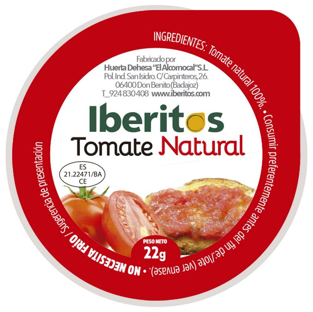 Monodosis Tomate Natural 22g